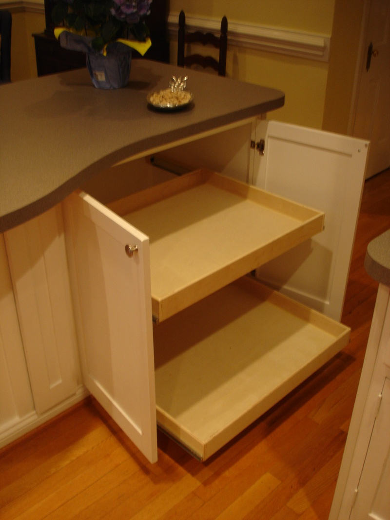 Kitchen islands for Pre manufactured cabinets