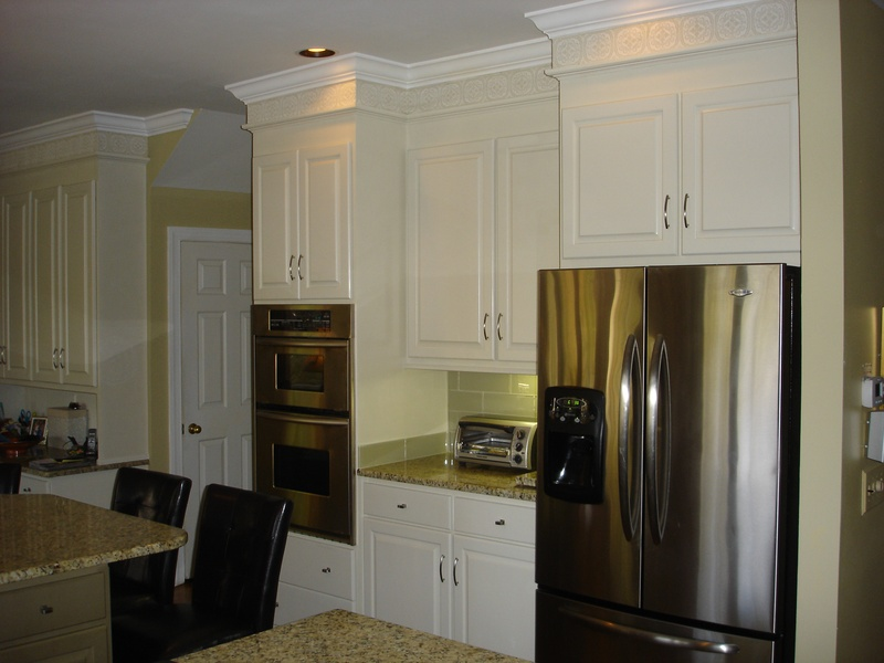 Kitchen refacing for Pre manufactured cabinets