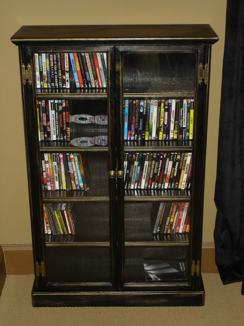 DVD & CD Storage