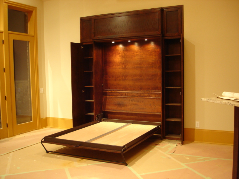 Murphy beds for Pre manufactured cabinets